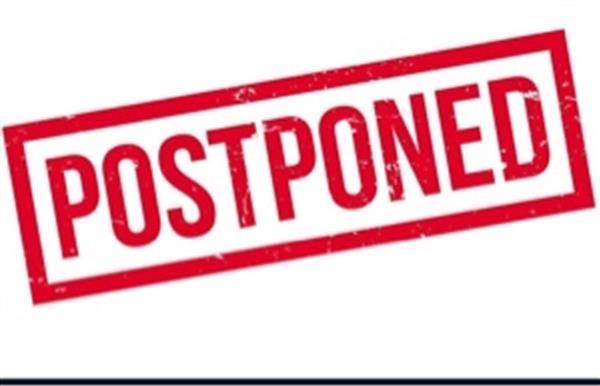 Parents' Council Sale of Uniform Postponed