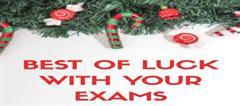 Christmas Exam Timetables