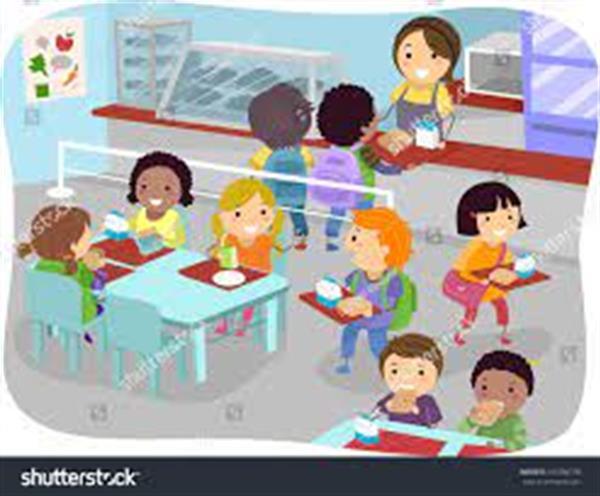 School Canteen-Cashless lunch